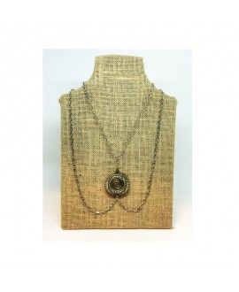 Jana Alvarez Zippers Necklace Upcycling