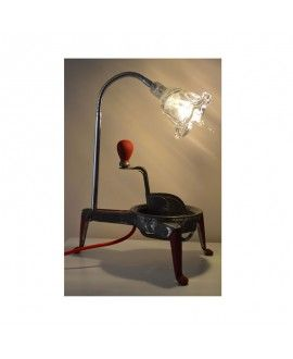 Socllum Upcycling Design Lamp Merce