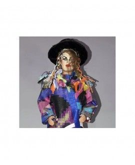Barbie Customizada Boy George