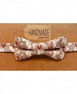 Handmade Original Bow Tie Christmas
