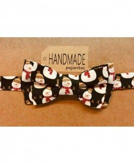 Handmade Original Christmas Bow Tie