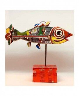 Nanin i Mestre Fish Upcycling