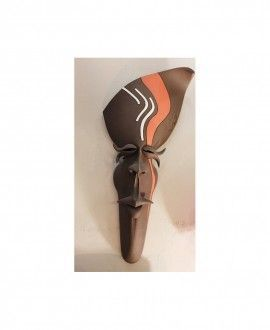 Davila Serra Mask I05 Contemporary ceramics Craft