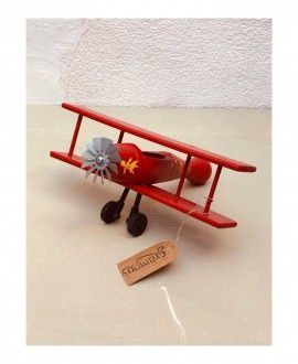 Airplane Sculpture Upcycling by Taller Grampus