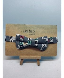 Handmade Original Bow Tie Scrable