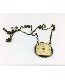 Sindrome Diogenes Necklace I16 Time