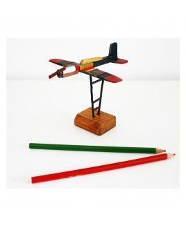 ECurti Airplane Art Recycling I01