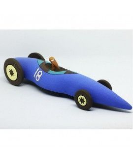 Davila Serra F1 Car 18 Contemporary ceramics craft