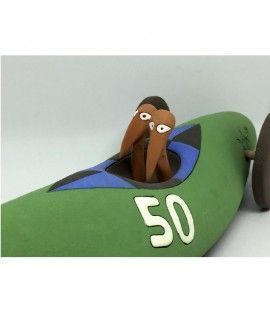 Davila Serra F1 Car 50 Contemporary ceramics Craft